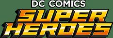 Logo DC Comics Super Heroes