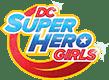 Logo DC Super Hero Girls