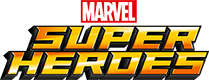 Logo Marvel Super Heroes