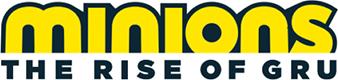 Logo Minions: The Rise of Gru