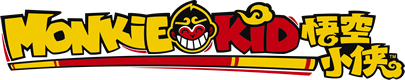 Logo Monkie Kid