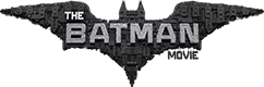 Logo The LEGO Batman Movie